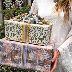Wedding Gift Wrap
